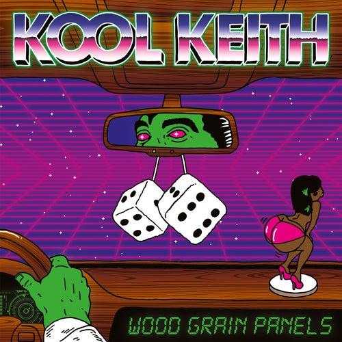 Wood Grain Panels by Kool Keith