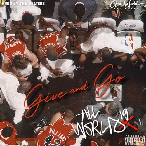Give and Go von AllWorldX
