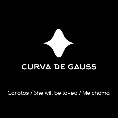 Garotos / She Will Be Loved / Me Chama de Curva de Gauss