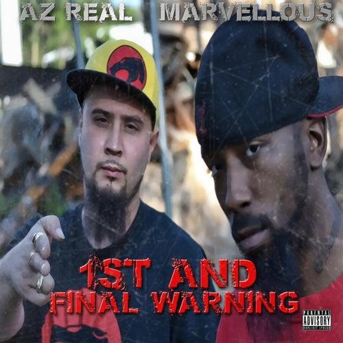 1st & Final Warning de AZ-REAL