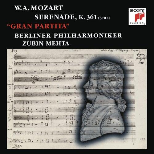Mozart: Serenade, K. 361 di Zubin Mehta