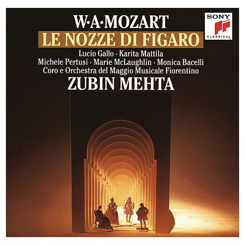 Mozart: Le nozze di Figaro, K. 492 by Zubin Mehta