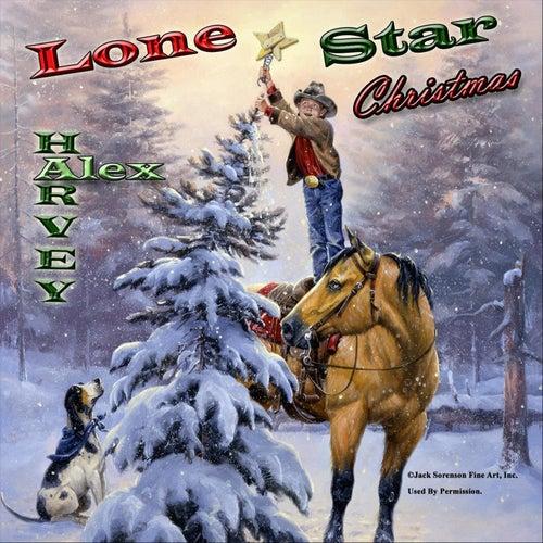 Lone Star Christmas de Alex Harvey (Pop)