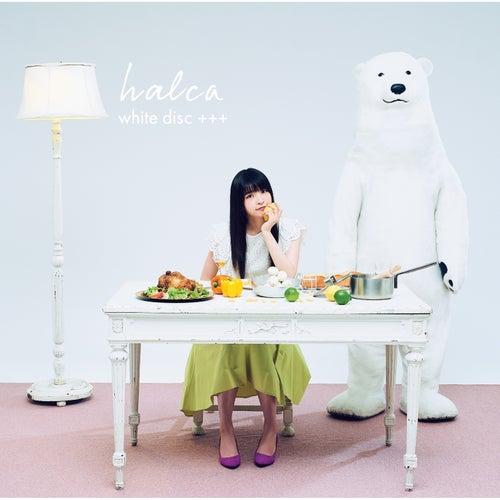 White Disc +++ von Halca