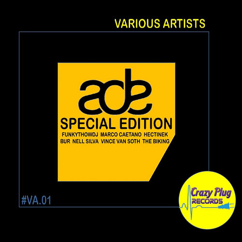 Crazyplug VA ADE (Special Edition) by Various