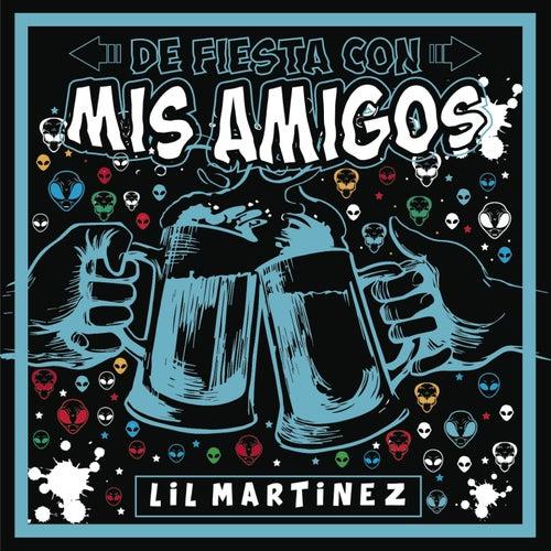 De Fiesta Con Mis Amigos de Lil Martinez
