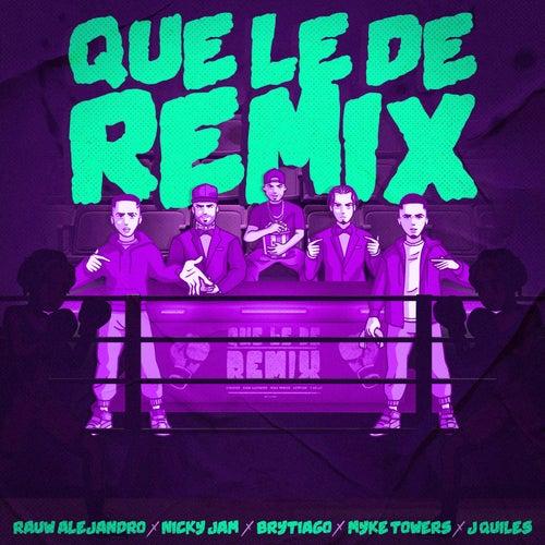 Que Le De (Remix) by Rauw Alejandro