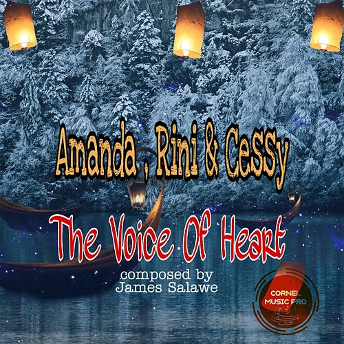 The Voice Of Heart von Amanda