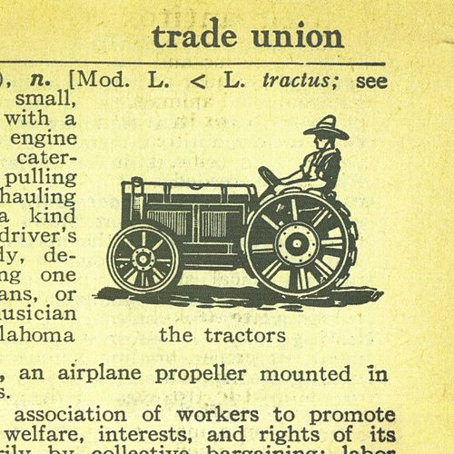 Trade Union von The Tractors