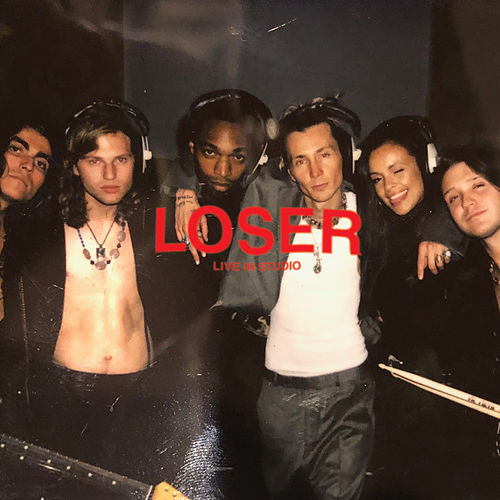 Loser (Live In Studio) by Jagwar Twin