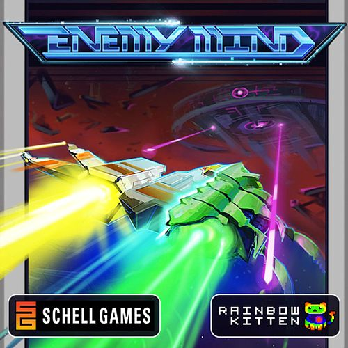Enemy Mind Original Soundtrack by Rainbow Kitten
