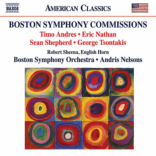 Boston Symphony Commissions von Boston Symphony Orchestra