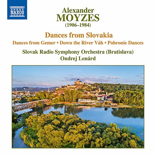 Dances from Slovakia de Slovak Radio Symphony Orchestra