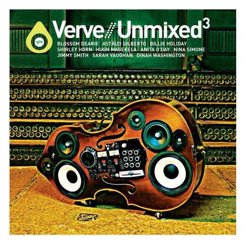 Verve / Unmixed 3 von Various Artists