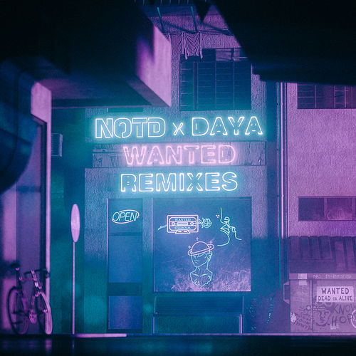 Wanted (Laxcity Remix) by NOTD