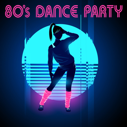 80's Dance Party von Various Artists