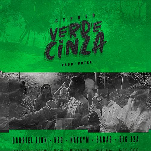 Cypher Verde Cinza van Gabriel Zion, Natkym, SaraG, Neg