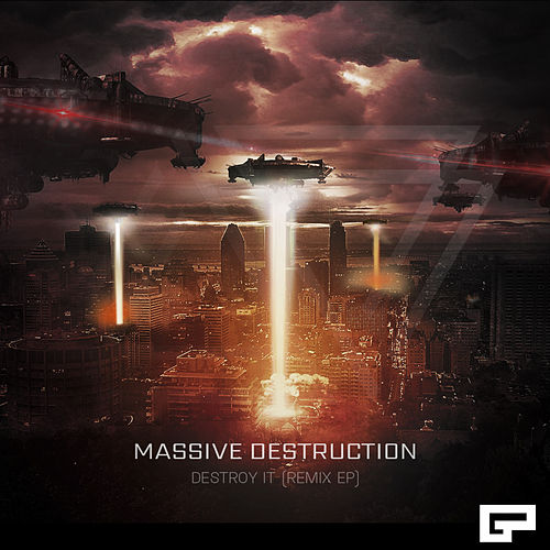 Massive Destruction: Destroy It (Remix EP) by M_Shin3