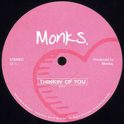 Thinkin' of You de The Monks
