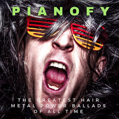 The Greatest Hair Metal Power Ballads Of All Time von Pianofy
