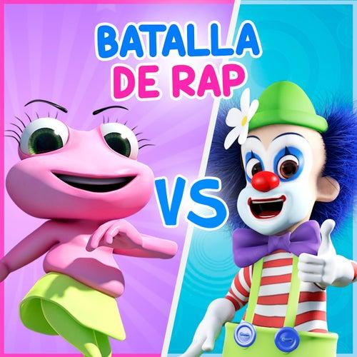 Batalla de Rap (Sapita vs. Chuchuwa) de Mundo Infantil