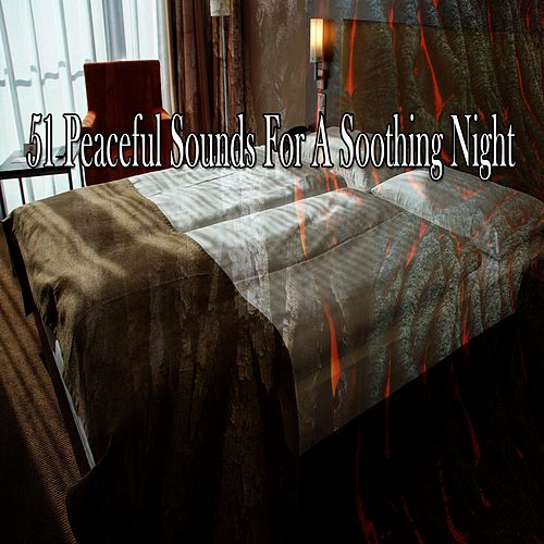 51 Peaceful Sounds for a Soothing Night von Rockabye Lullaby