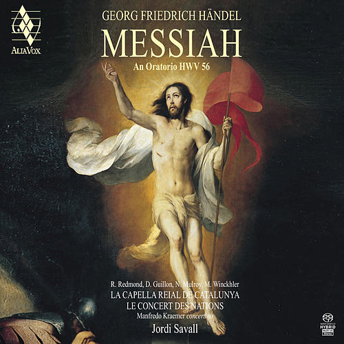 Handel: The Messiah, HWV 56 de Jordi Savall