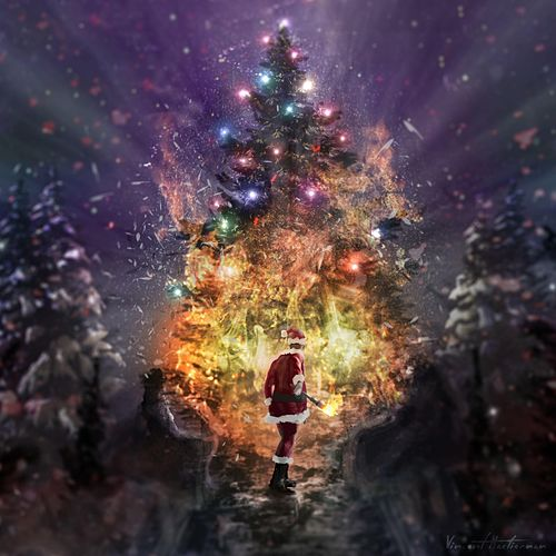 A Movie Trailer Christmas von Reed Reimer