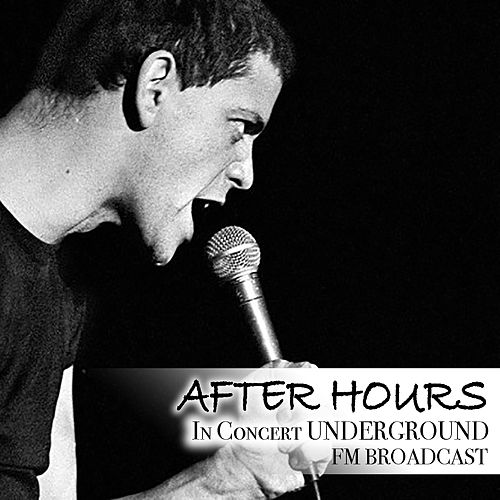After Hours In Concert Underground FM Broadcast fra Various Artists