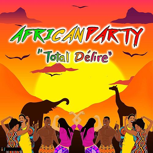 African Party (Total délire) de Various Artists