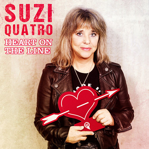 Heart on the Line by Suzi Quatro