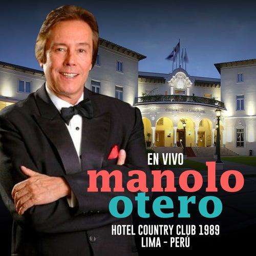 Hotel Country Club 1989 (En Vivo en Lima, Perú) de Manolo Otero
