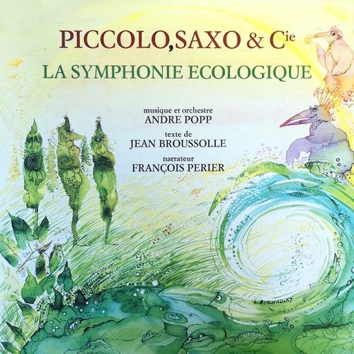 Piccolo, Saxo & Cie - La symphonie écologique von André Popp