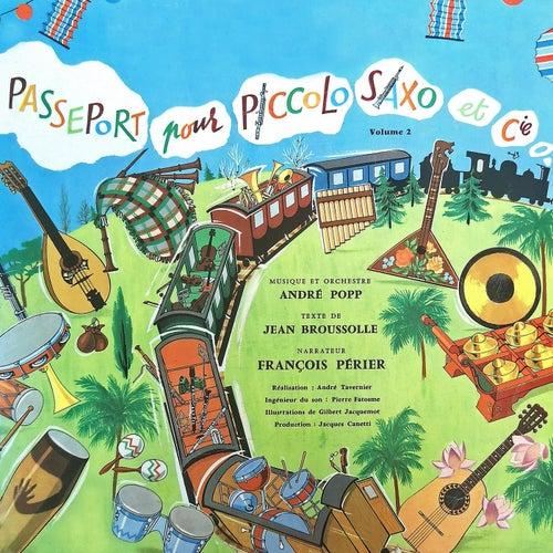 Passeport pour Piccolo, Saxo & Cie von André Popp