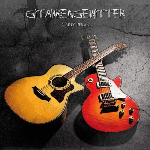 Gitarrengewitter von Carly Peran