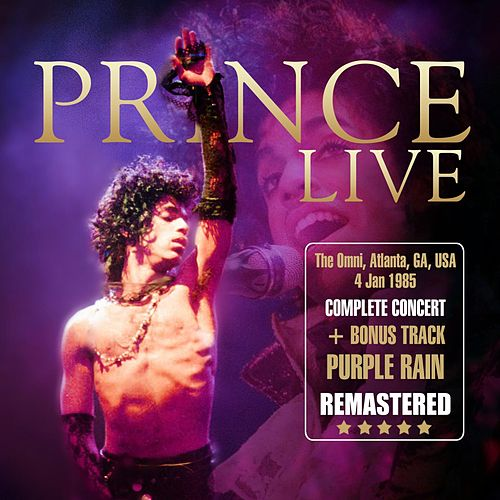 The Omnia, Atlanta, GA, USA 4 Jan 1985 by Prince