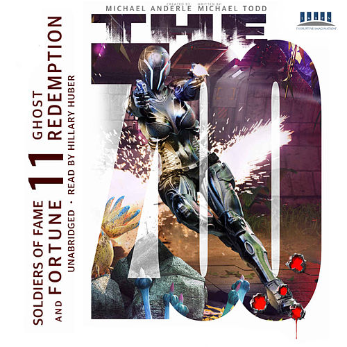 Ghost Redemption - Soldiers of Fame and Fortune, Book 11 (Unabridged) di Michael Todd