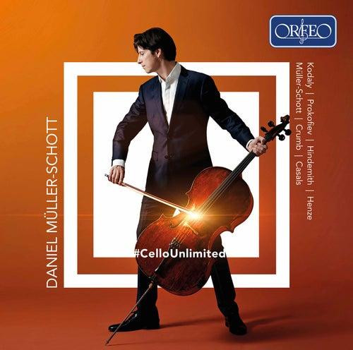 #CelloUnlimited by Daniel Müller-Schott