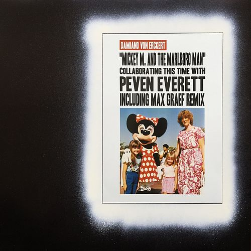 Mickey M. And the Marlboro Man de Damiano von Erckert
