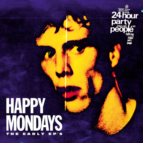 The Early EP's de Happy Mondays