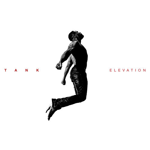 Elevation von Tank