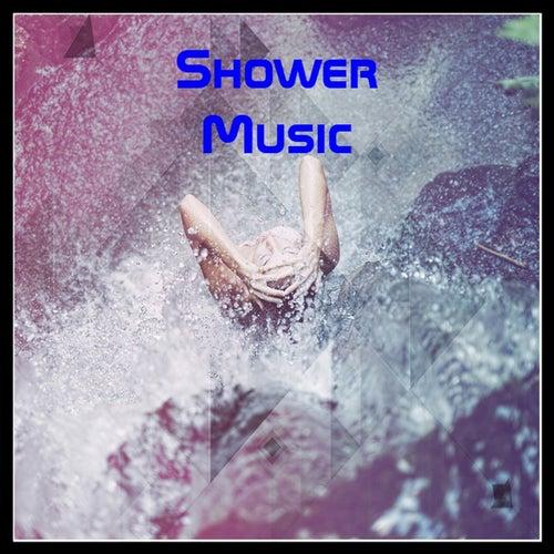 Shower Music de Maxence Luchi, Anne-Caroline Joy, Remix DJ, Estelle Brand, Alba, Evodia Sanchez