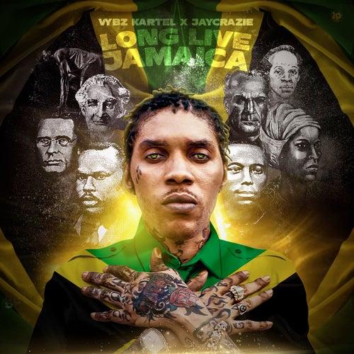 Long Live Jamaica de JayCrazie