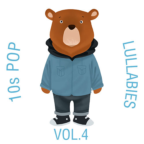 10s Pop Lullabies, Vol. 4 van The Cat and Owl