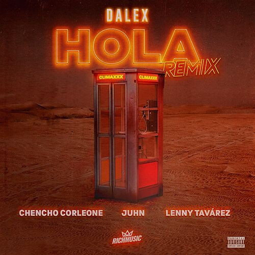 Hola (Remix) by Dalex
