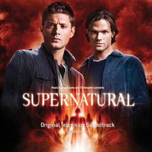 Supernatural: Seasons 1-5 (Original Television Soundtrack) by Christopher Lennertz