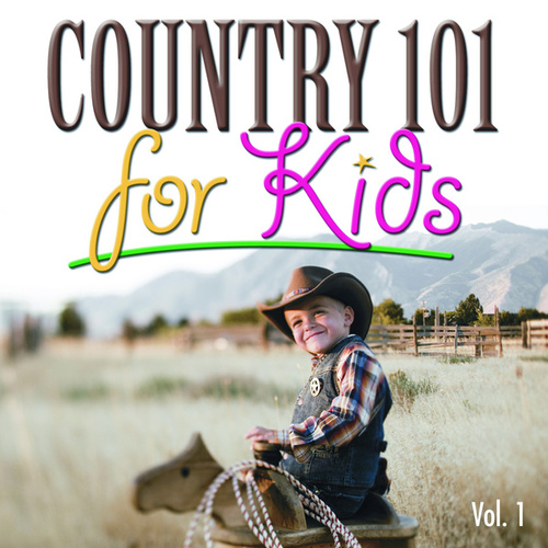 Country 101 for Kids, Vol.1 von The Countdown Kids