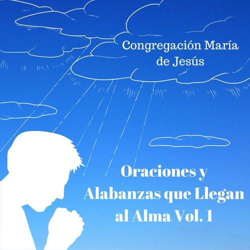 Oraciones y Alabanzas Que Llegan al Alma, Vol. 1 de Congregación María De Jesús