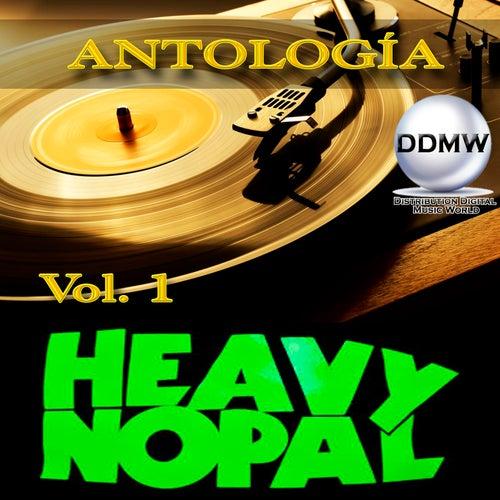 Antología, Vol. 1 de Heavy Nopal