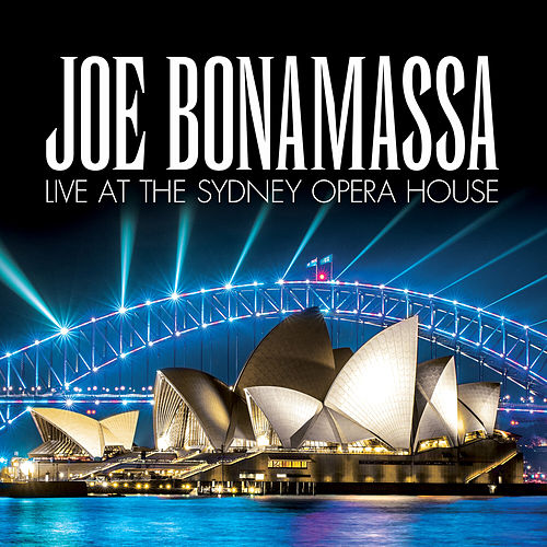 Live At The Sydney Opera House de Joe Bonamassa
